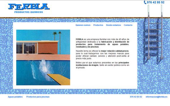 diseño web empresa zaragoza