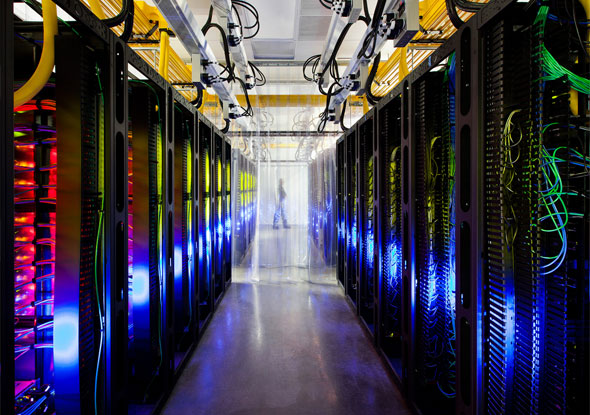 Centro de datos de Google
