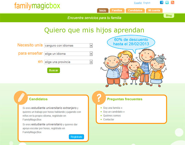 FamilyMagicBox