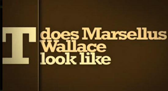 Marcellus Wallace