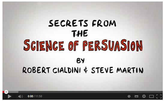 La ciencia de la persuasion