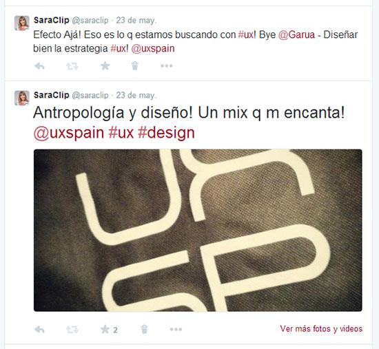 Antropología y ux