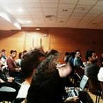 Xavier Colomes en el UXLab del UXSpain