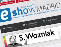 E-Show Madrid 2014