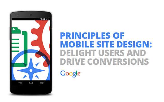 Diseño para móviles