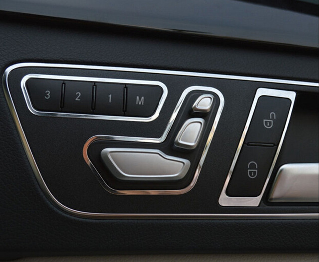Mercedes asiento