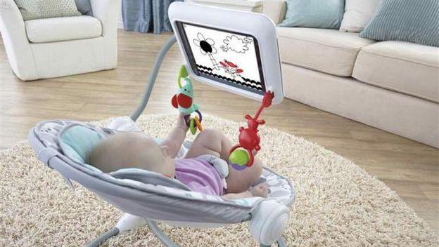 Silla iPad bebe