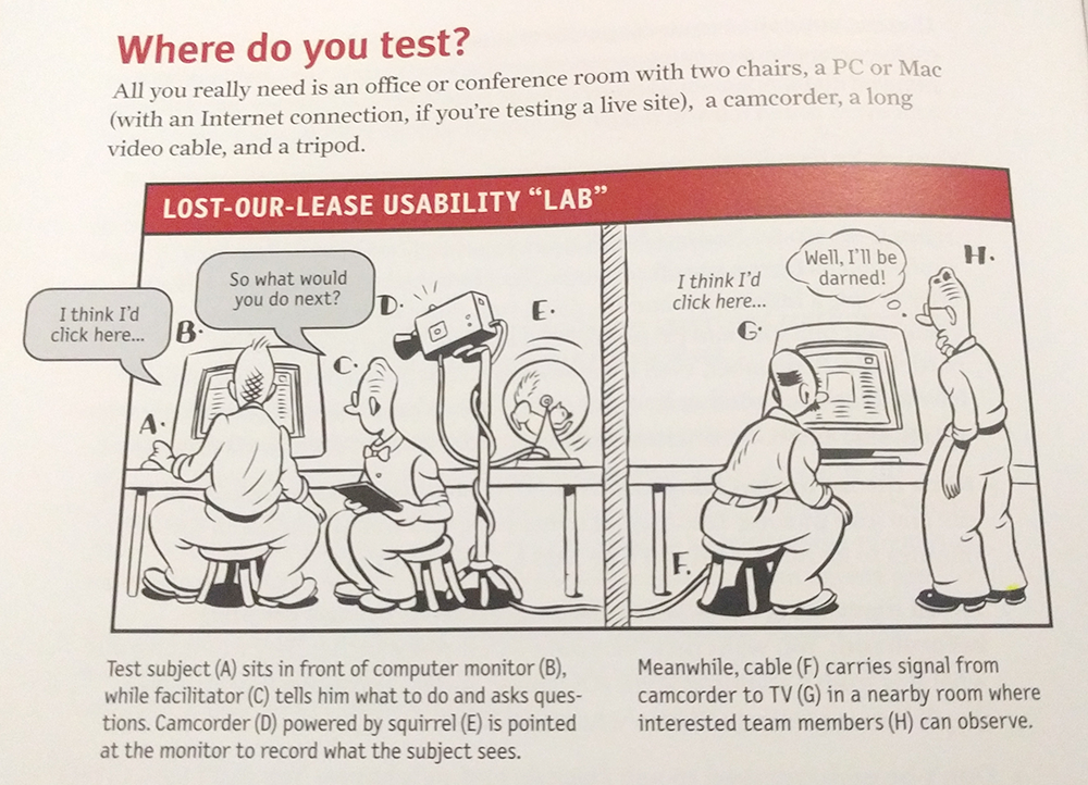 Test con usuarios