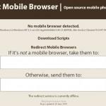 Adaptar tu diseño de web a un smartphone