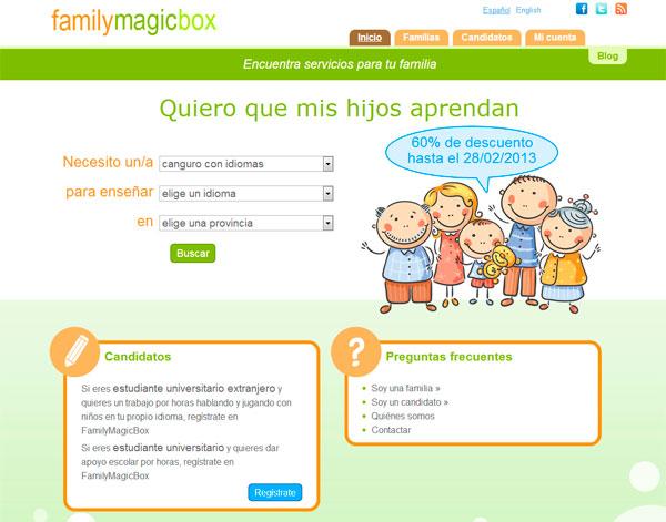 FamilyMagicBox