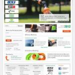 Diseño web productos para jardín