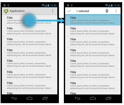 Funciones app