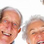 Usuarios seniors en la web