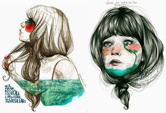 Ilustradora Paula Bonet
