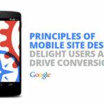Principios básicos de diseño para móviles
