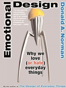 Emotional Design by Don Norman