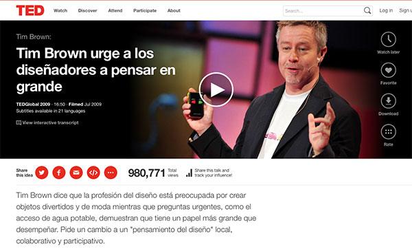 Tim Brown TEDx