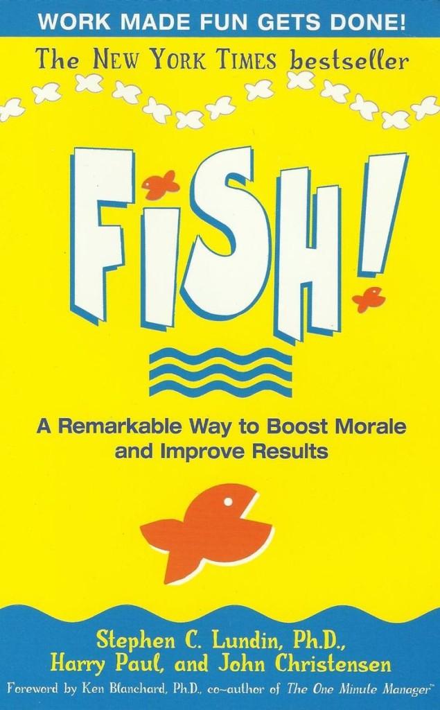 Fish y la motivacion en el trabajo