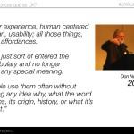 Evento UX Academy: UXD, me suena pero…