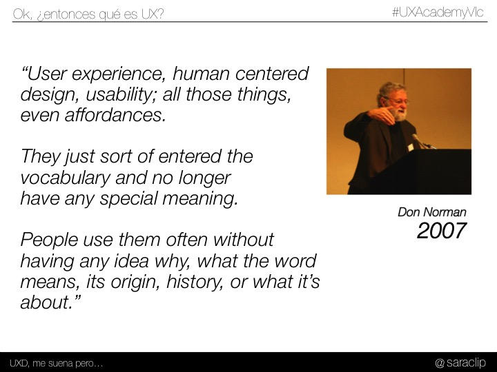 UX Don Norman