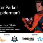 Nuevo UX Academy Valencia: ¿Eres Peter Parker o Spiderman?