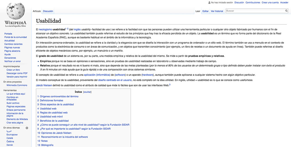 wikipedia diseño normal
