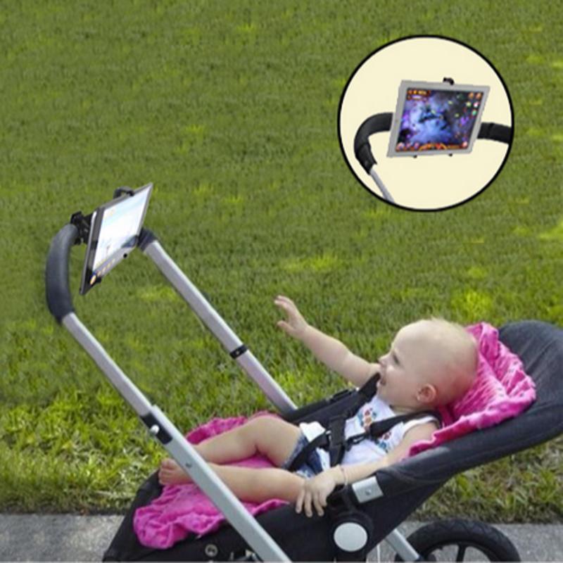 Carrito bebe con tablet