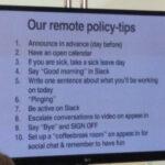 Consejos para trabajar con equipos remotos