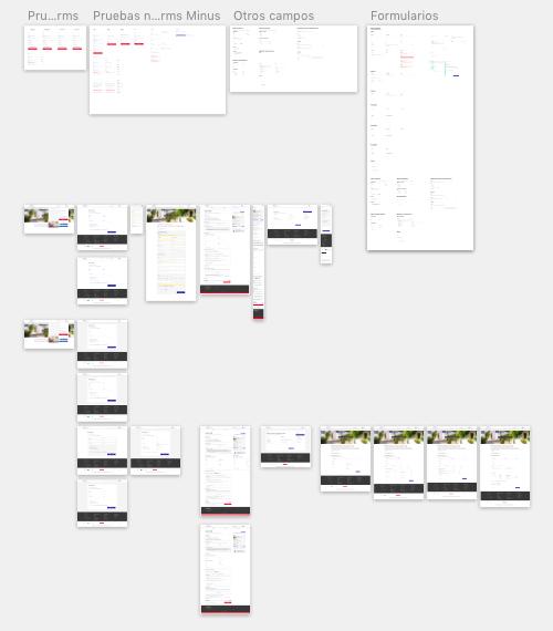 Cambiando el diseño de los formularios