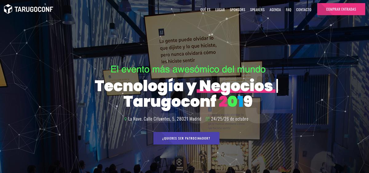 Tarugoconf 2019